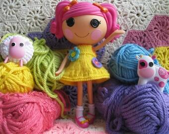 Free Crochet Butterfly Toy Pattern | 270x340