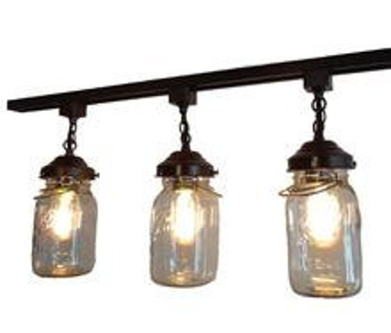 5 Light Mason Jar Chandelier Vintage Electric Supply