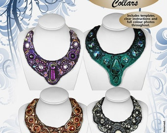 Bead Embroidered Collars BEADING INSTRUCTIONS