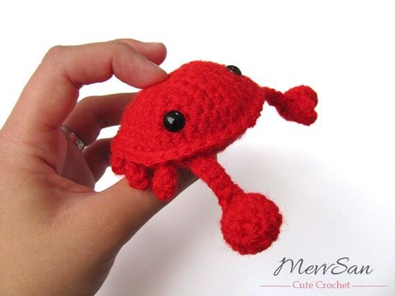 Granchio amigurumi, Crochet granchio, Amigurumi Softie, crochet ... | 428x570