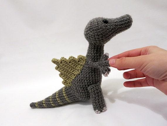 dinosauro Archivi - Amigurumi Gratis Free | 428x570