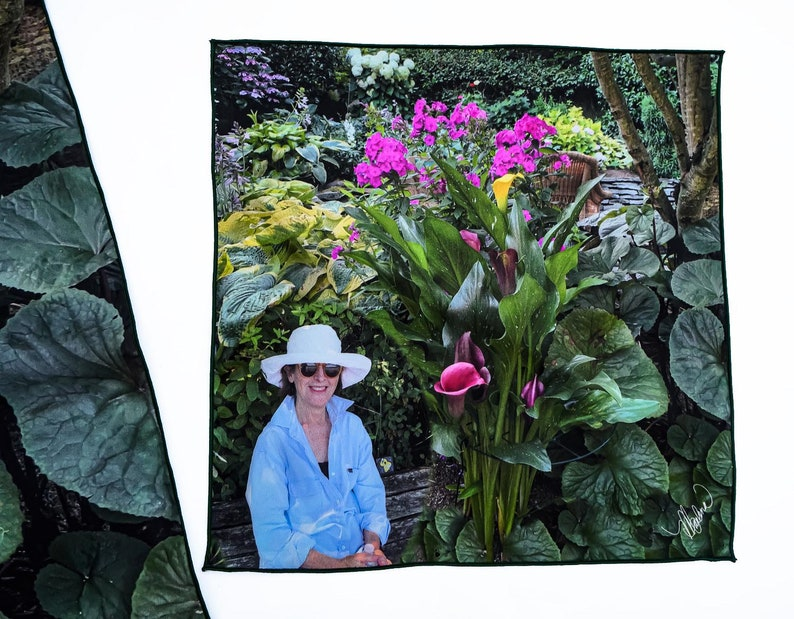 Picture yourself in a garden anywhere in the world/Garden image 0