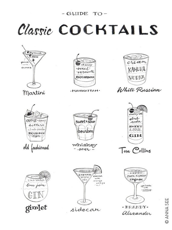 Whisky Alcohol Bar Drinks Club Poster Large Poster Art Print in multiple sizes