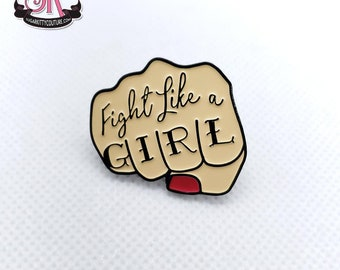 She-Ra Princess Of Power Fight Like a Women Girl Pin WomenS Strong Woman Brooch Badge Emblem Corsage