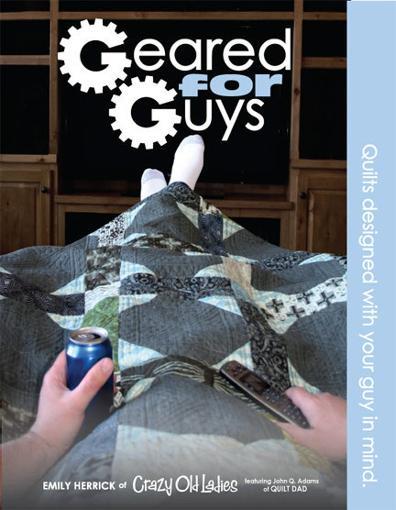 PDF Geared for Guys eBook image 0