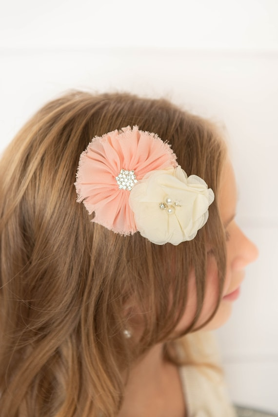 Girls Headband Big Flower Headband Navy Headband Cake Smash Bow Hard Headband Baby Hair Bow Satin Lined Headband