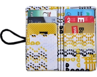 ITH Credit Card-Loyalty Card Wallet in the Hoop - 5x7