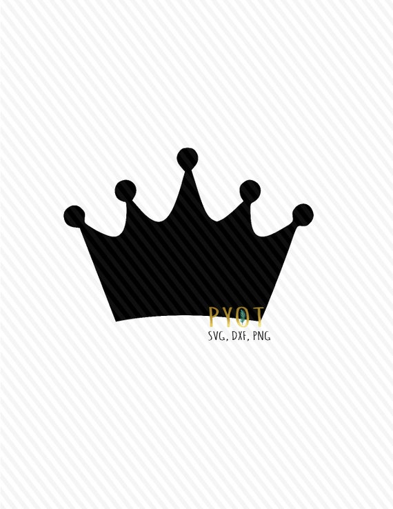 Png Svg Dxf Couronne Etsy