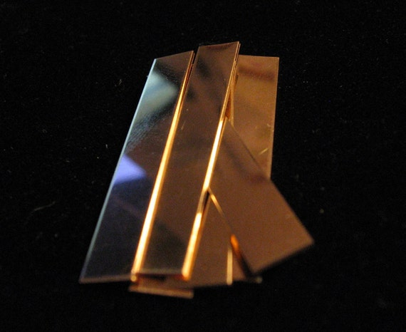 14K Gold-Filled Stamping Making Blanks Pendant Jewelry Making Stamping Supplies RECTANGLE for Hand Engrave Personal Tag 22 Gauge 1/4  x 1-1/2 inch Qty 4 334046