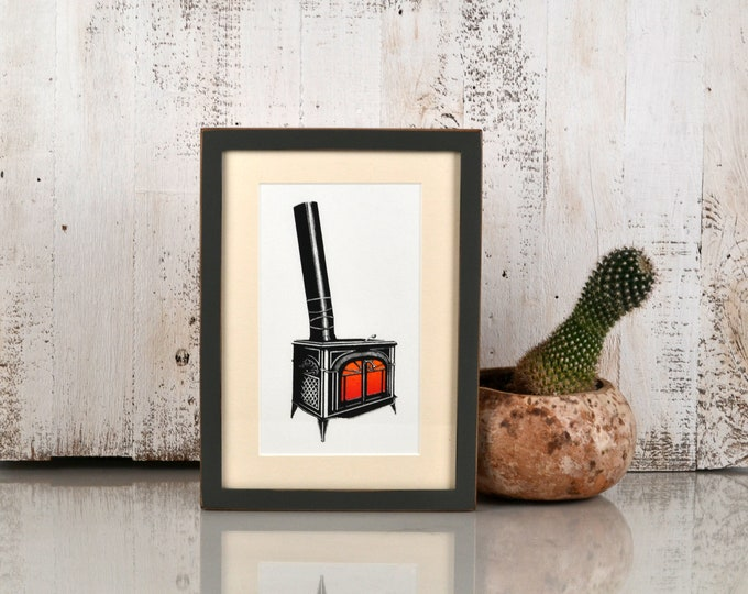 """A4 Size Picture Frame in Peewee Style with Vintage Sable Finish - IN STOCK Same Day Shipping - Handmade Frame 210 x 297 mm - 8.3 x 11.7"""""""