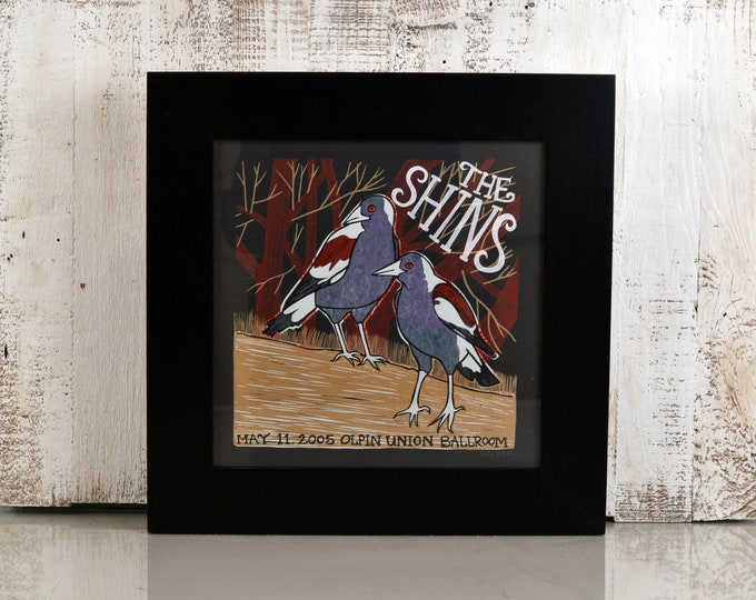 "Record LP Frame 12.5x12.5"" in 2.5 inch Wide Style with Solid Black Finish - IN STOCK - Same Day Shipping - Album Cover Frame - Black"