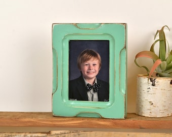 35x45 Aceo Or Wallet Size Picture Frame In Double Cove Etsy