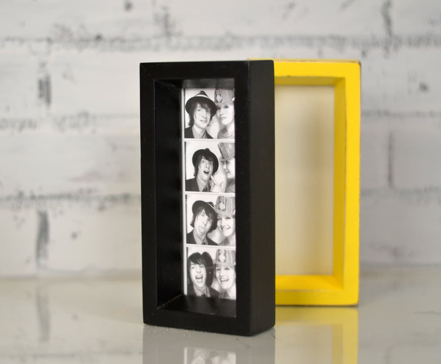 Photo Booth Frame 2 X 6 For Picture Strip In Park Slope Style And In