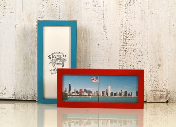 4x10 Picture Frame For Photo Booth Strip Or Panoramic Etsy