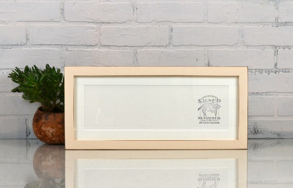Prime Panoramic Picture Frame In 1X1 Flat Style And Vintage Color Of Your Choice Select Your Size 2X6 5X15 6X12 6X18 And More Ibusinesslaw Wood Chair Design Ideas Ibusinesslaworg