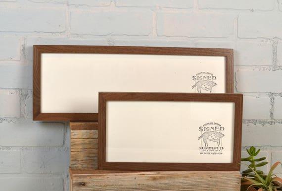 "/""The Edge/"" Thin Great for Posters 18x24 Flat Oak Wood Frame Art Pri Photos"