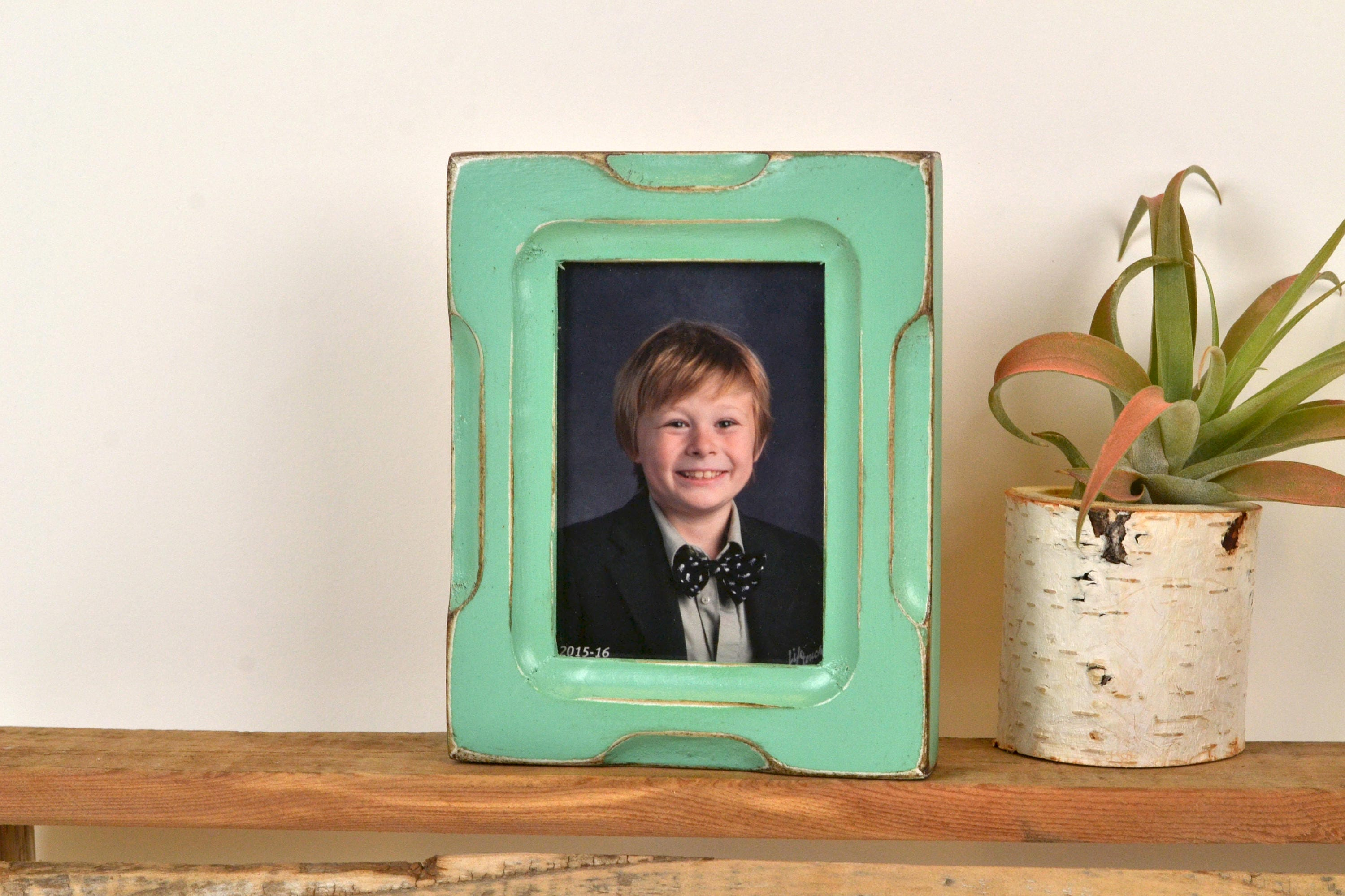 Wallet Photo Frame 2.5 x 3.5 ACEO Card Size Picture Frame in Shallow ...
