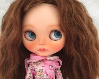 SOLD!!!! Custom OOAK Blythe doll