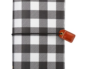 Buffalo Plaid STANDARD TN Color Crush Webster's Pages Travelers Planner • Free Washi Tape with this order (TJ001-BP)