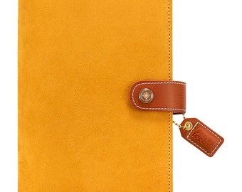 Mustard Suede Color Crush Personal Planner Kit Undated Calendar Webster's Pages  • Free Washi Tape (CCPK001-MS)