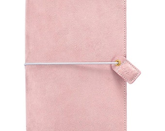 Soft Lilac Suede STANDARD TN Color Crush Webster's Pages Travelers Planner • Free Washi Tape with this order (TJ001-LS)