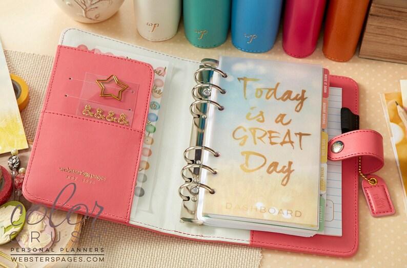 Light Pink Color Crush 2019 Personal Planner Kit Webster's image 0