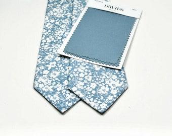 Dusty Blue Neckties Dusty Blue Floral Neckties Dusty Blue David's Bridal Birdy Grey Dusty Blue Dusty Blue Wedding Neckties Dusty Blue