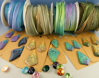 basic special kits, perfect for bead embroidery and soutache