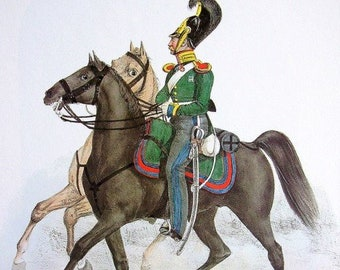 London England Queen Soldier Black Horse UK Travel 16X20 Vintage Poster FREE S//H