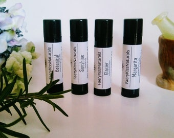 Lip butter balm - with essential oils