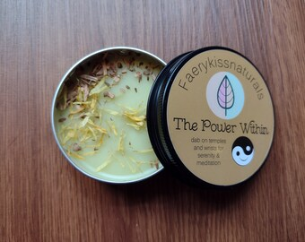 The Power Within - Meditational Salve