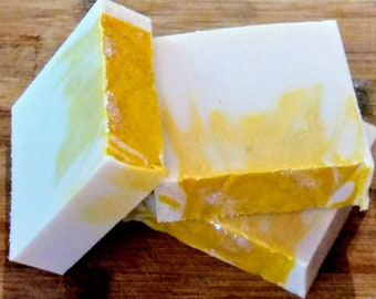 Lily of the Valley - Handcrafted Rustic Olive Oil Soap