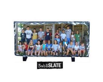 SubliSlate Smallest Rectangle 5 x 8 x 3/8