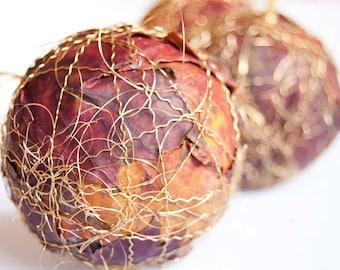 Natural Christmas decoration, Christmas tree ornaments, Christmas balls ornaments, Christmas ornaments