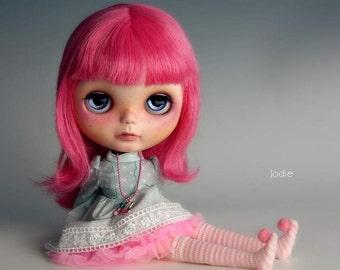 Reserved for Cinzia - Bun Blythe custom ooak doll by Jodiedolls