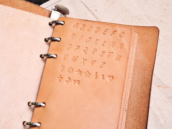 75a3b5fd2769 ... Leatherism Dap-Dap-coudre véritable Alphabet lettre majuscule O-Z  MAJUSCULE Kit Kit MAJUSCULE de ...
