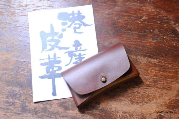 Leatherism Ho Ho Sew Genuine Leather Key Holder Key Organizer Key Wallet Diy Kit