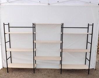 craft show display etsy rh etsy com Portable Displays for Craft Shows portable display shelves for craft shows diy