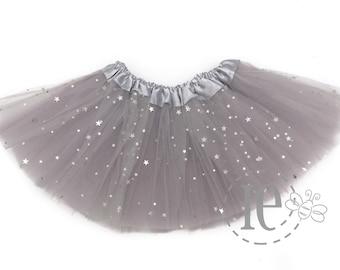 885914ed7 Silver Sparkle TODDLER Tutu 4-Layer - Silver Tutu - Silver Glitter Tutu -  Toddler Tutu - birthday tutu - Silver Toddler Tutu (TD Sparkle)