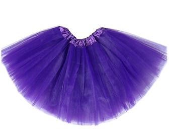 Purple Girls Tutu, Purple tutu, Purple Girls Tutu, Tutus for Girls, Girls Skirt