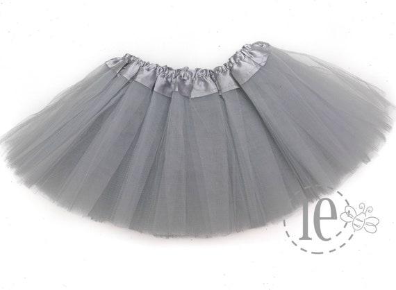 Baby Girls Tutu Skirt Toddler 6 Layered Tulle Tutus 1-8T