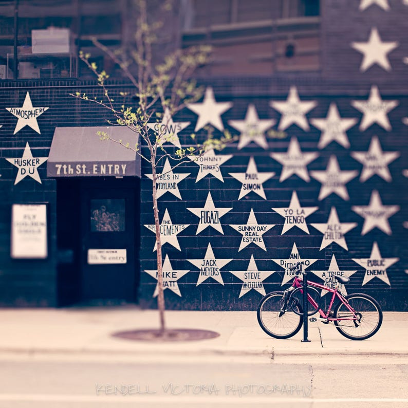 Stars of First Ave / 7th Street Entry Downtown Minneapolis image 0
