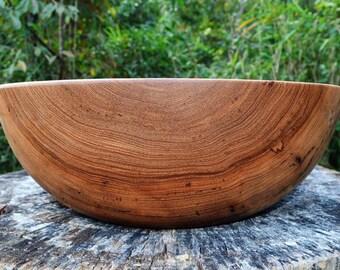 Fantastisch Holz Schale Südlichen Pecan Holz Schüssel Pecan Schale | Etsy