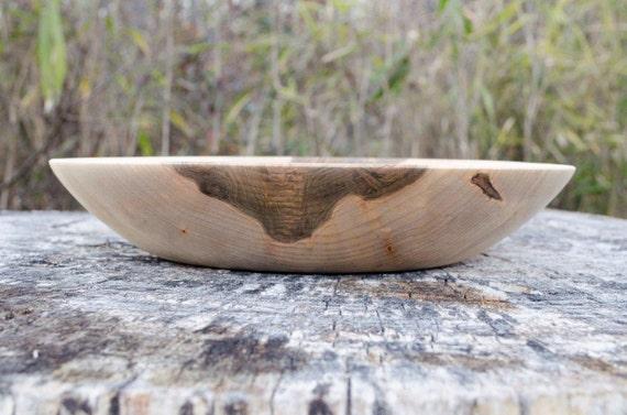 Holzschale Obstschale Ahorn Holz Schüssel Ahorn Schale | Etsy