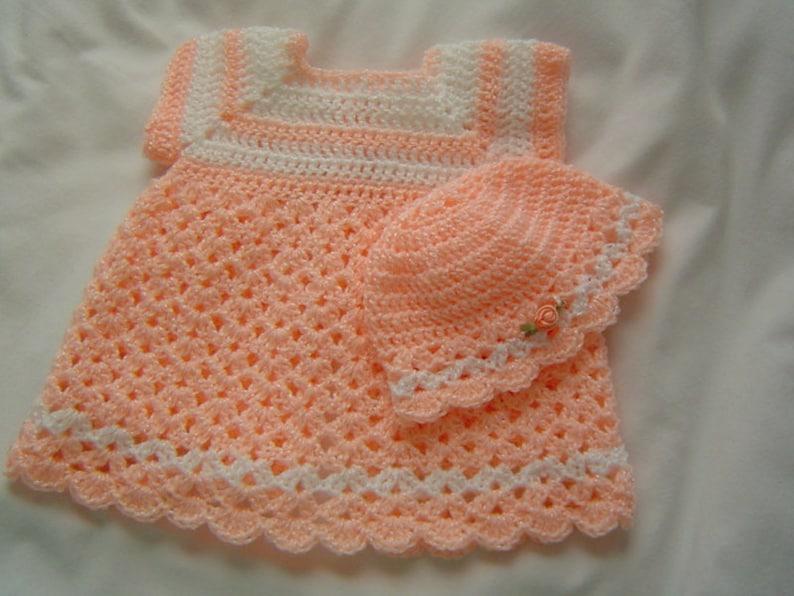 d1ce0b6ff 0028A Mamas Love Preemie Pattern Dress and Beanie   Reversible