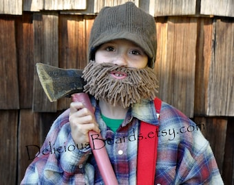 a31c7738a2e Youth Size Yarn Beards (8 color options)