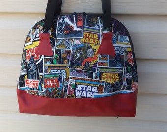 426f6152a706 Star Wars bowler style shoulder bag