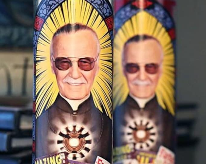 Stan the Man, Patron Saint of Super Heroes
