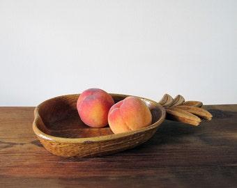 Vintage Fois Bois Pineapple Bowl