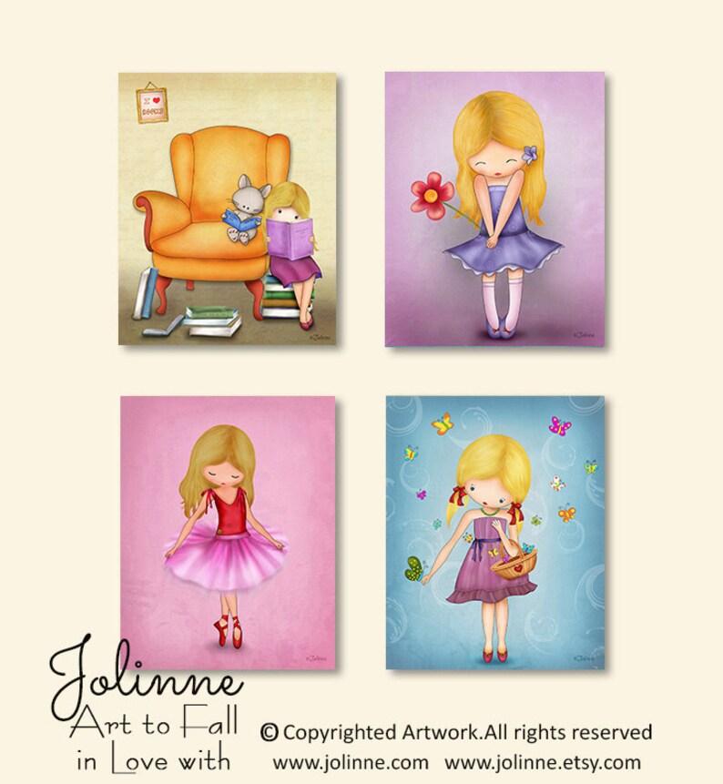 Personalized baby girl art, kid wall decor, art posters for kids  rooms,Girls Nursery Wall Art, Custom hair skin Art, Children's Room Decor